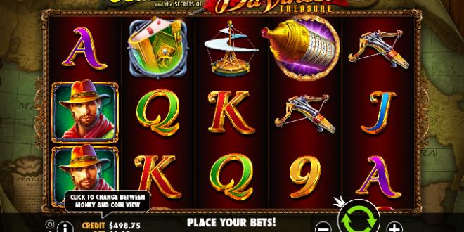 Leonardo da Vinci im Online Casino