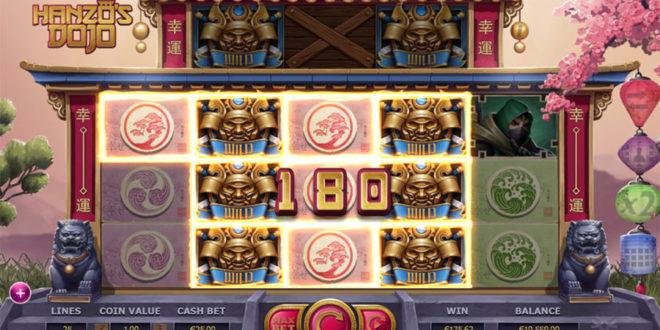 Neuer Japanischer Online Spielautomat von Yggdrasil