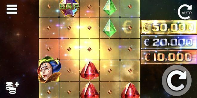 Online Spielautomat Joker Gems von Elk Studios