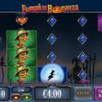 Erste Halloween Spielautomaten mit Pumpkin Bonanza