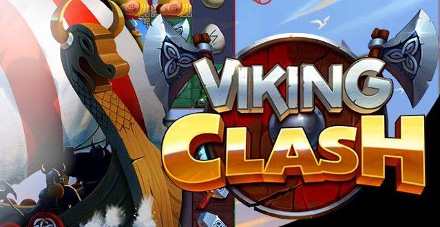 Neues Seeabenteuer im Online Spielautomaten Viking Clash